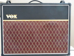 Awesome sounding Vox AC30C2