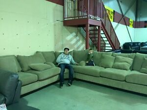 Sectional couch for sale!