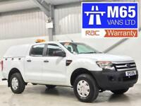 FORD RANGER PICKUP DOUBLE CAB 2.2TDCi 150PS 4x4 XL 1 OWNER FULL SERVICE HISTORY