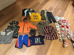 2T Boys Clothing - 19 items
