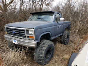 1986 Mud Truck *Price Reduced*