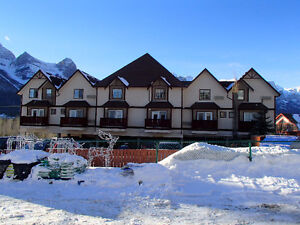 Bachelor/studio apartment in Canmore