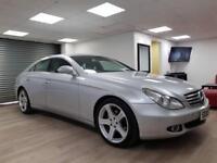 Mercedes-Benz CLS320 3.0CDi AUTOMATIC DIESEL 12 MONTHS WARRANTY MOT FULL SERVICE
