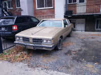 1981 Oldsmobile Delta88 Brougham Coupe (2 door)