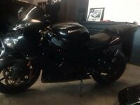kawasaki ninja zx10r ready to ride, poss trade for cbr/gxr 1000