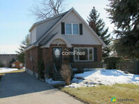 Beautiful 1 1/2 Storey Home For Sale