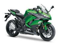 Brand New 2018 Kawasaki Z1000SX Z1000 SX Sports Tourer In Stock