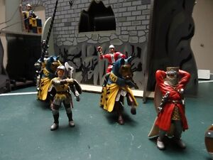 Medieval Castle with Schleich Knights and Dragons Windsor Region Ontario image 4