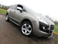 2010 PEUGEOT 3008 Crossover 2.0HDi 150 DIESEL FAP Exclusive ESTATE