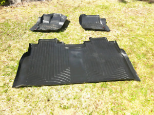 Weathertech floor mats.