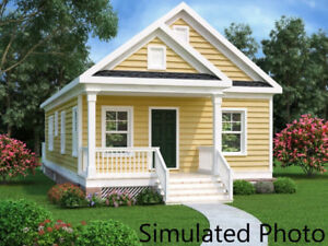 Affordable brand new Bungalow!