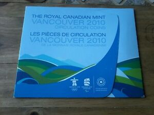 Vancouver 2010 Olympic coins