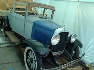 1929 Willy-Overlan Whippet for sale