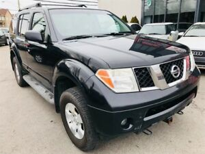 Nissan Pathfinder 4WD-Toit-7 Passagers-Jamais Accidenter 2006
