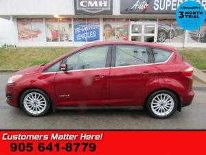 2014 Ford C-Max SEL  HYBRID NAV LEATHER ROOF P/GATE