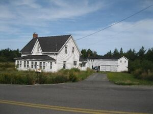 LUN.CO ESTATE AUCTION.NOV.5,AT CONQUERALL BANK FIRE HALL