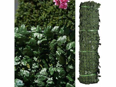Hedge Net Fence Artificial Ivy H100 Evergreen Verdemax Sale in the MT