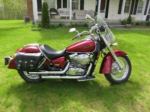 2005 Honda Shadow Aero 750 in Excellent Condition