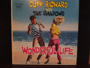 Cliff Richard and the Shadows LP's