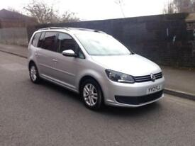 2012 Volkswagen Touran 1.6 TDI BlueMotion Tech SE (s/s) 5dr