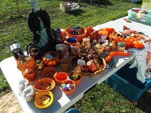 Halloween decorations for sale   # 1 & 2 Totes Kingston Kingston Area image 1