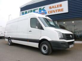 2015 Volkswagen CRAFTER CR35 TDI H/R LWB 109ps Van *LOW MILES* Manual Large Van