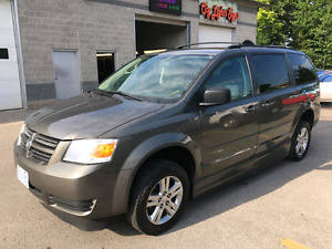 2010 Dodge Grand Caravan handicap van