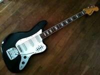 Squire Bass VI (Black)