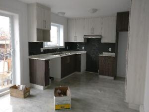 4 1/2 - Nouvelle construction à Ahuntsic-Cartierville