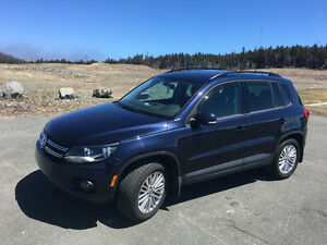 2016 VW Tiguan SE AWD Short Term Lease 16 Mos Incentive