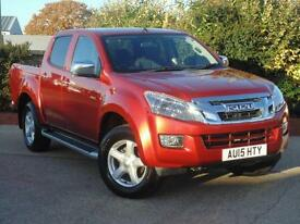 2015 Isuzu D max 2.5TD Yukon Double Cab 4x4 [Vision Pack] 4 door Pick Up