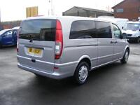 2006 MERCEDES BENZ VITO 111 CDI Extra Long Traveliner LWB