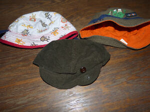 6-12 month boys hats