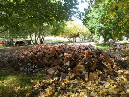 Seasoned Hardwood Firewood Ulladulla Shoalhaven Area Preview