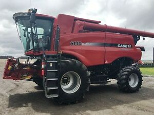 2015 Case IH 6140 Axial Flow Combine London Ontario image 3