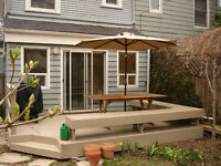 Deck design and builder for hire
