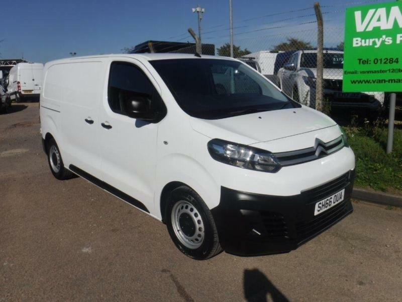 e978de89d8 Citroen Dispatch 1.6 BlueHDi Enterprise M 1000 Panel Van (s s) 5dr (EU6)  2016 66