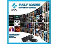 --:AMAZONE FIRE TV STICKS RELOADED & ANDROID BOXES