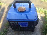 Suitcase generator spares or repairs £15
