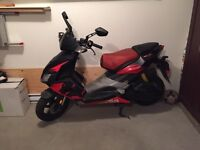 Aprilia sr50 for sale must go