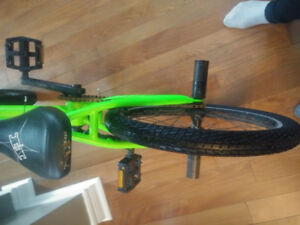 Hutch BMX Stunt Bike.