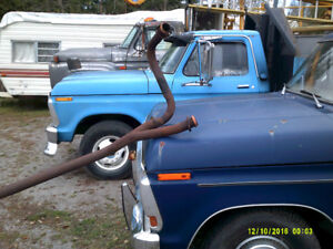 1973 -- 1979 Ford pick-up exhaust