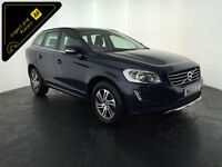2013 VOLVO XC60 SE NAV D5 4 WHEEL DRIVE 1 OWNER SERVICE HISTORY FINANCE PX