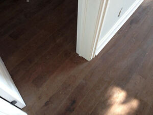 Flooring Installation, Hardwood and Laminate Kawartha Lakes Peterborough Area image 4