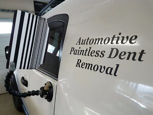 PDR/auto paint mobile touchup business