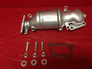 Fit Acura TL 3.2L Exhaust Front Manifold Catalytic Converter