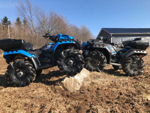 2 POLARIS HIGHLIFTER'S TO CHOOSE FROM....FINANCING AVAILABLE
