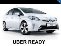 Toyota hybrid pco mini cab uber redy/ hire / rent
