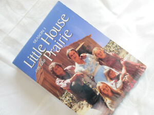 LITTLE HOUSE ON THE PRAIRIE Complete SeasSeries 1 Collectors edi