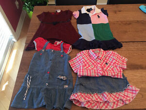 Lot #1 de vêtements 3-4 ans fille